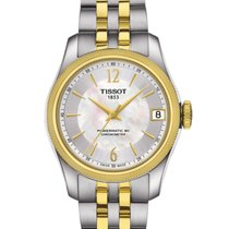Tissot T-Classic Ballade T1082082211700 Powermatic 80 Ladies...