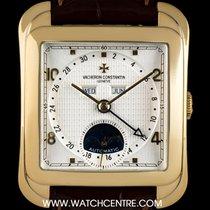 Vacheron Constantin 18k Y/G Toledo 1952 Triple Calendar...