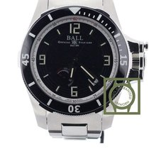 Ball Engineer Hydrocarbon Hunley 42mm Steel Limited Edition NEW