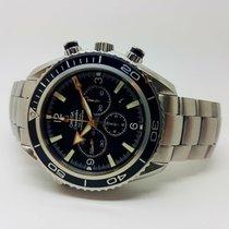Omega Seamaster Planet Ocean Chronograph -Full Set 11/2014-