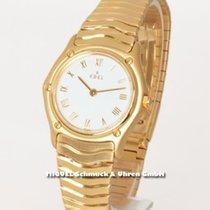 Ebel Classic Wave Lady - 750er Gelbgold massiv