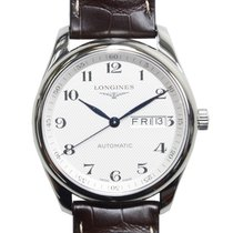 Longines Master Stainless Steel Silver Automatic L2.755.4.78.3