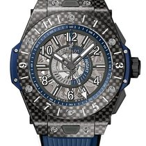 Χίμπλοτ (Hublot) Big Bang Unico GMT Carbon