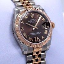 ロレックス (Rolex) Datejust 31mm 178271 Jubilee 18k Rose Gold /ss...