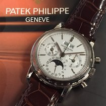Patek Philippe 3970G with Opaline dial