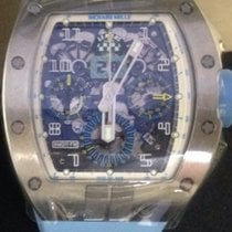 리차드밀 (Richard Mille) RM11 LE MANS BLUE CHRONOGRAPH TITANIUM [NEW]
