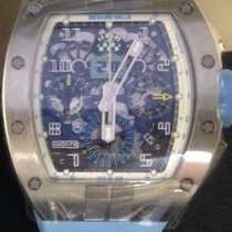 Richard Mille RM11 LE MANS BLUE CHRONOGRAPH TITANIUM [NEW]