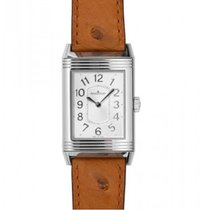 Jaeger-LeCoultre Reverso Lady Ultra Thin Silver Dial Brown...