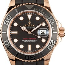 Rolex Yacht-Master Everose Gold 40mm