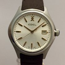 Ebel Wave Gent 40mm. Quartz New 3 Years Official Warranty