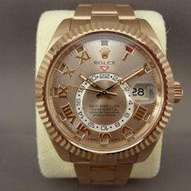 Rolex Sky-Dweller Pink/everose Gold 326935 / LC100