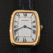 Cartier À PARIS,Gentleman's,Vintage,18k yellow gold