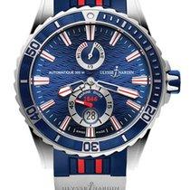 Ulysse Nardin Diver Chronometer Stainless Steel Men's Watch