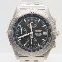 Breitling Chronomat Blackbird Chronograph Ref. A13350 (Box&amp...