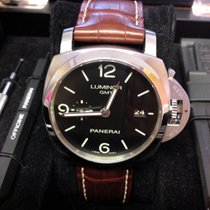 Panerai Luminor Marina GMT PAM00320 - Box & Papers 2015