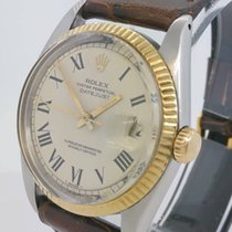 Rolex Oyster Perpetual Datejust  ref 1603 gold and steel