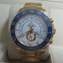 Rolex Yacht-Master II 18K Yellow Gold/Yellow Hands