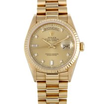 Rolex Oyster Perpetual Day-Date 218238 chdp