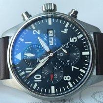 """IWC Pilot Chronograph Blue """"Le Petit Price"""""""