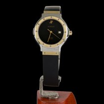 Hublot Classic Steel and Gold Lady Quartz