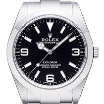 롤렉스 (Rolex) Rolex Explorer I Edelstahl 39 mm Ref. 214270