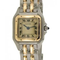 Cartier Panthère 1057917 Steel & 18kt Yellow Gold