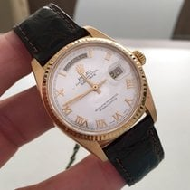 Rolex Day-date 36mm Yellow Gold Impecácel Completo