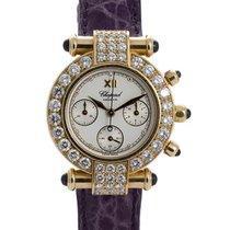 Chopard Imperiale Cronografo 31mm In Oro Giallo 18kt Con...