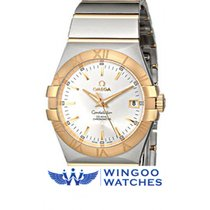 Omega - Constellation Co-Axial 35 MM Ref. 123.20.35.20.02.002