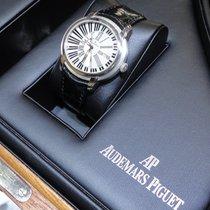 Audemars Piguet Millenary Pianoforte 45mm White Gold Ret:$44,800