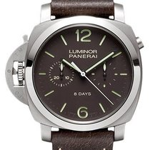 Panerai PAM00345 Luminor 1950 Chrono Monopulsante Left-Handed...