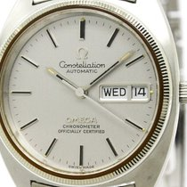 Omega Vintage Omega Constellation Day Date Cal 1021 Automatic...