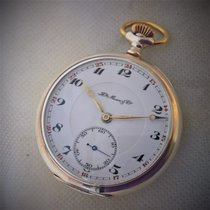 H.Moser & Cie. rare vintage silver watch , rare good...