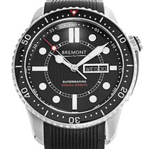 Bremont Watch Supermarine S2000/BK/RNCD