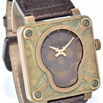 Bell & Ross BR01-92 Skull Bronze - Limited Edition of 500