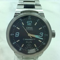 Oris Williams F1 Day Date / Box
