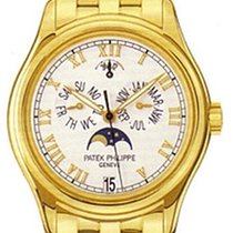 Patek Philippe Gent's 18K Yellow Gold  5036 Annual Calendar.