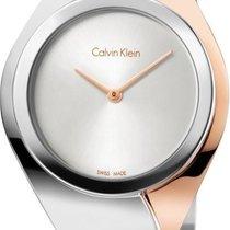 ck Calvin Klein Senses K5N2S1Z6 Spangenuhr Spangenuhr