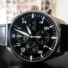 IWC MONTRE D'AVIATEUR CHRONO