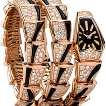 Bulgari Serpenti Jewelery Scaglie 26mm  spp26bgd1gd2o.2t