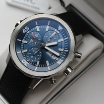 IWC Aquatimer Expedition Jacques Yves Cousteau