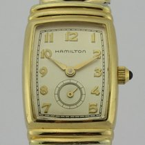 Hamilton Chronograph LTD I/0637 Quartz Steel Lady