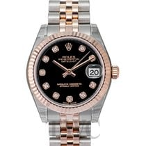 Rolex Datejust Lady 31 Black Dia - 178271