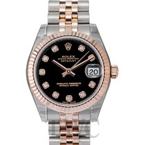 Rolex Datejust Lady 31 Black Dia - 178271