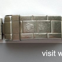 Rolex 20mm Submariner GMT Master Steel Oyster Strap P  Clasp band