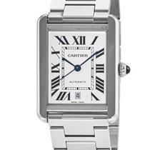 Cartier Tank Men's Watch W5200028