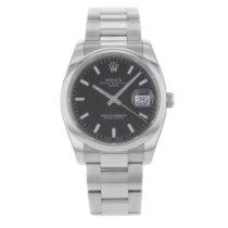 Rolex Date 115200 bkio (15258)