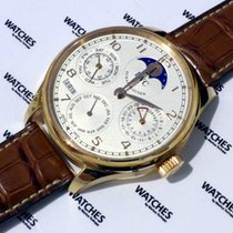 IWC Portuguese Perpetual Moonphase Pink Gold - IW502306