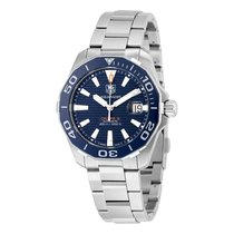 TAG Heuer Men's WAY211C.BA0928 Aquaracer Automatic Navy...