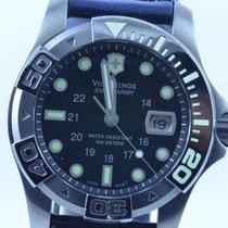 Victorinox Swiss Army Swiss Military Herren Uhr Quartz Titan...